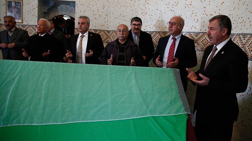 AK Parti Genel Başkan Yardımcısı Özdağ cem törenine katıldı
