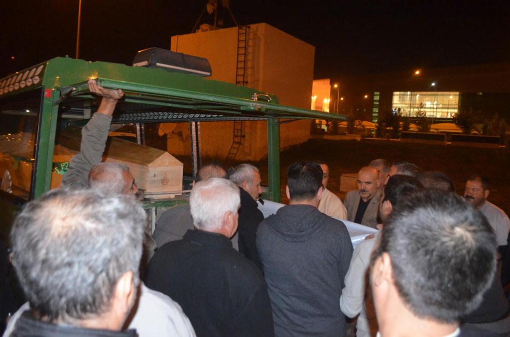 Pir Hidayet Ulugerçek'in naaşı Diyarbakır'a getirildi