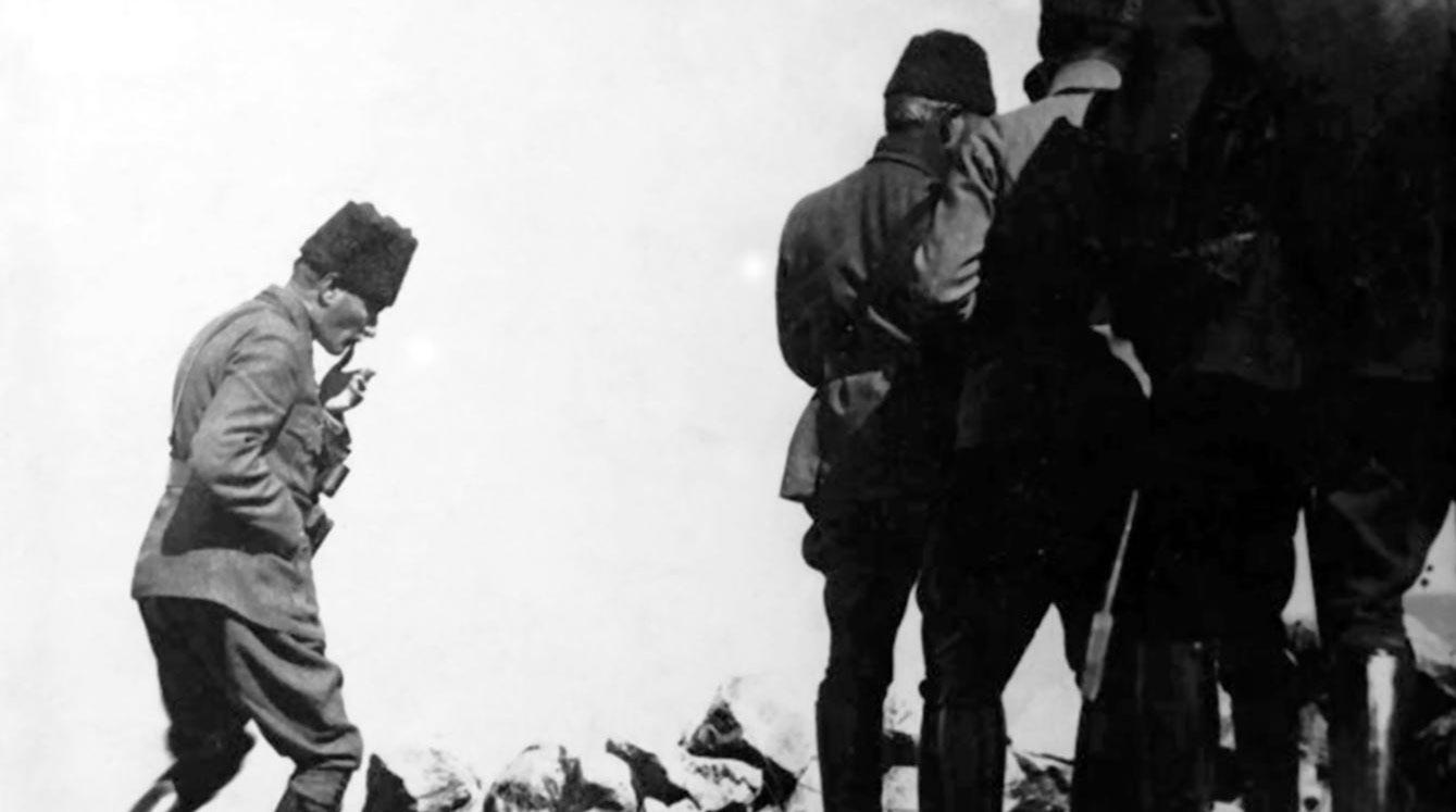 Mustafa Kemal Atatürk'ün Katıldığı Savaşlar