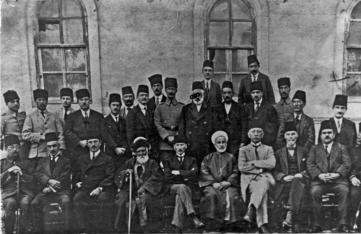 Atatürk'ün yaptığı kongreler ve genelgeler